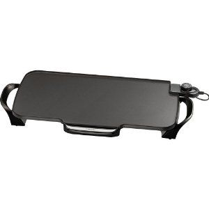Amazon.com: Presto 07061 22-inch Electric Griddle With Removable Handles: Kitchen & Dining