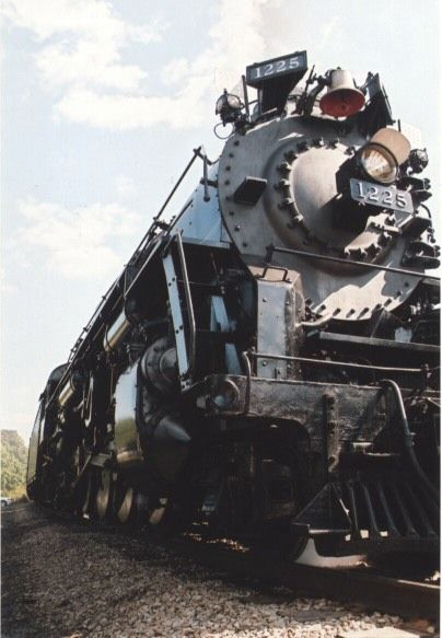 Michigan is home to the steam engine that was the model for the Polar Express.  The Pere Marquette 1225 is owned by the Steam Railroading Institute in Owosso, MI.  The Polar Express author, Chris Van Allsburg, also is a Michigander; born in Grand Rapids, MI.