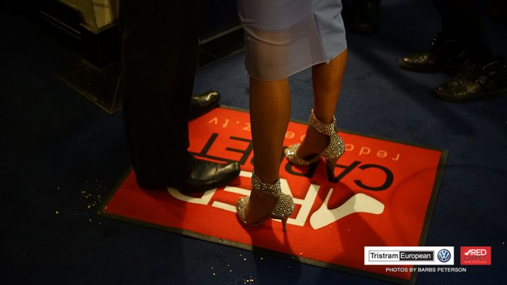 Shoes! Sparkly, glittery, shiny http://redcarpetnz.tv