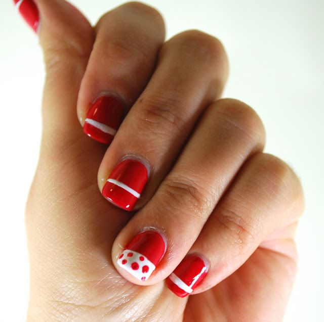 Happy Canada Day! @Nicole by OPI