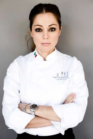 Love her: Mexican food Chef Marcela Valladolid.