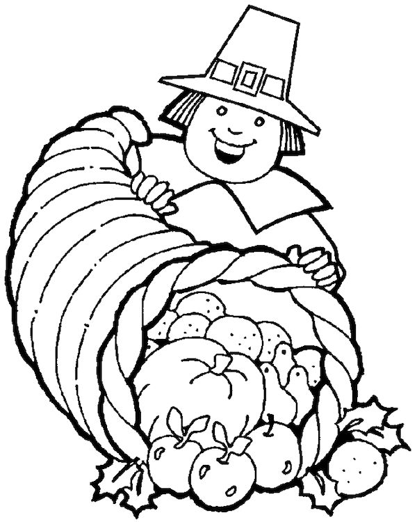 free thanksgiving coloring pages - Free Thanksgiving Coloring Sheets