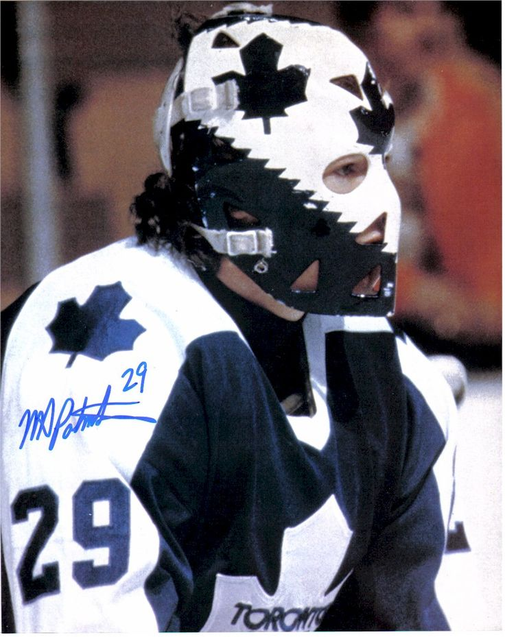 Mike Palmateer - Toronto Maple Leafs