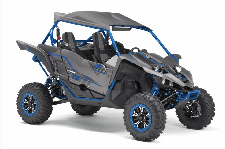 Yamaha Expands YXZ1000R Line with New Special Edition Sport Shift Model  Matte Carbon and Black YXZ1000R Sport Shift SE Available This Month