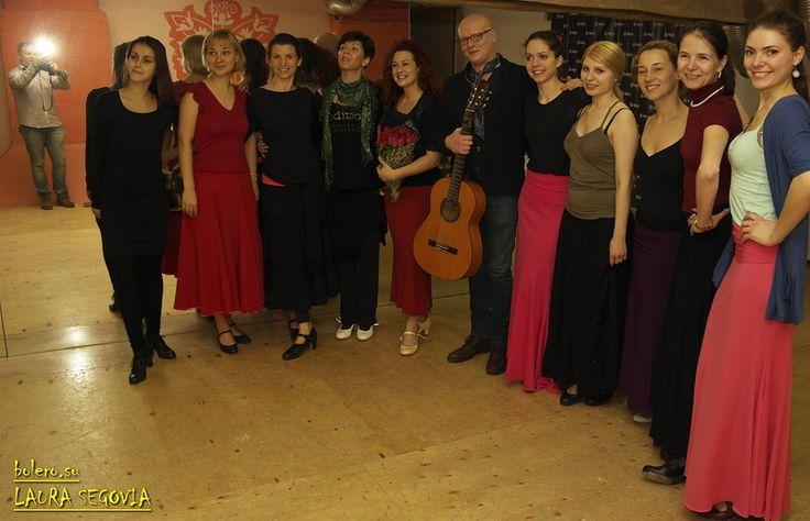 В архивы bolero.su добавлено еще 46 фотографий с #фламенко мастерклссов, которые прошли в январе 201: flamenco_moscow