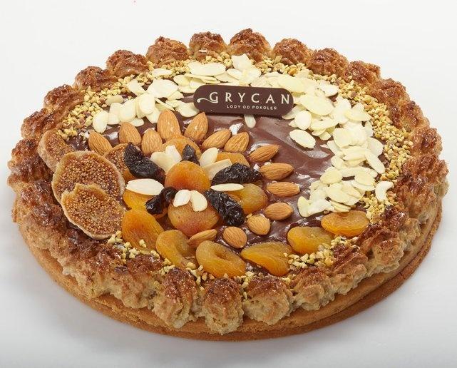 """polish traditional Easter cake-""""Mazurek"""" by Grycan"""