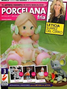 LETICIA SUAREZ Revista - Biscuit e Arte arte - Picasa Albums Web