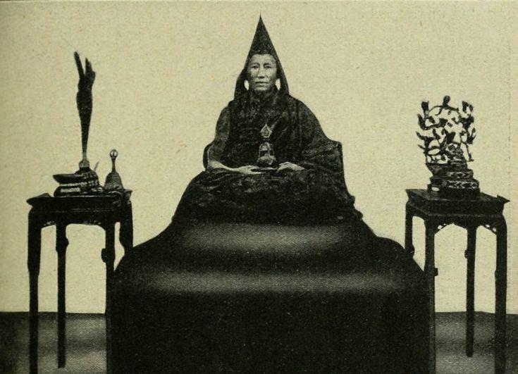 Tibetan master
