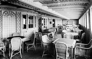 The Original Titinic-------Interior Titanic Photos