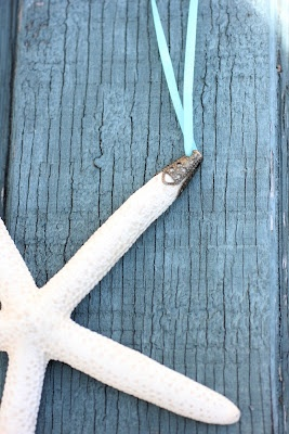 DIY Starfish ornament using bead caps versus drilling or wrapping twineBeach Crafts, Beads Cap, Diy Tutorial, Christmas Crafts Decor, Diy Starfish, Beachy Christmas, Christmas Holiday, Crafty Beach Naut, Christmas Ideas