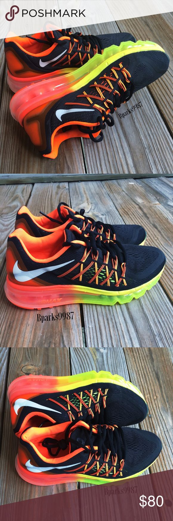 Nike Air Max 2015 Only been worn twice, still like new!! Nike Shoes Sneakers