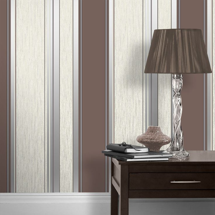 17 Best Ideas About Striped Wallpaper On Pinterest