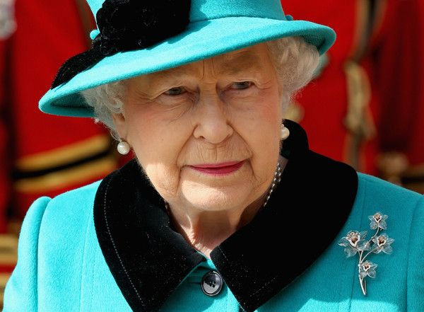 Queen Elizabeth II The Queen and Duke Of Edinburgh Will Attend The Royal Maundy Service  April 01, 2015