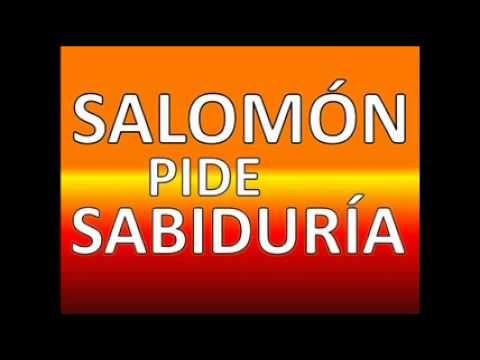 Historias de la Biblia - Salomón pide Sabiduría - las dos mujeres