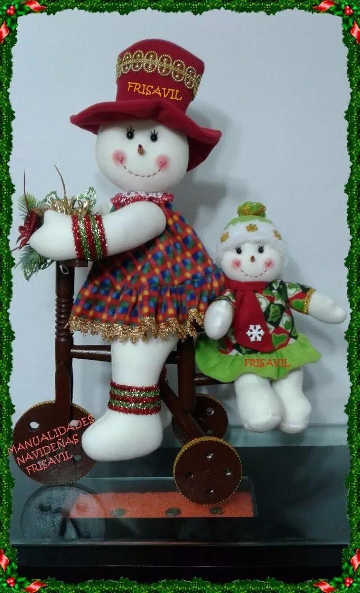 triciclo navideño frisavil