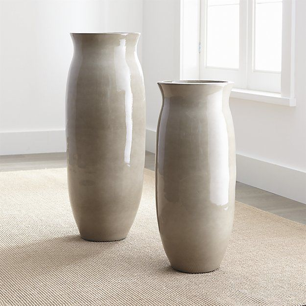 17 Best Ideas About Floor Vases On Pinterest Metal Vase