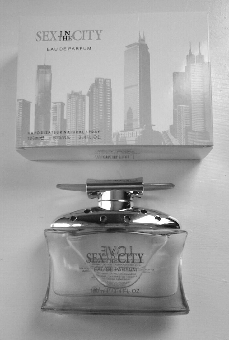 Sex In The City fragrance For Her