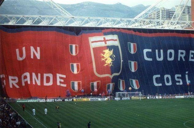 Genoa cfc 1893 gradinata Nord