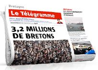 Le Télégramme - Retrouvez en direct et en vidéo toute l'actualité de Bretagne : Brest, Guingamp, Lorient, Quimper, Vannes, Saint-Brieuc