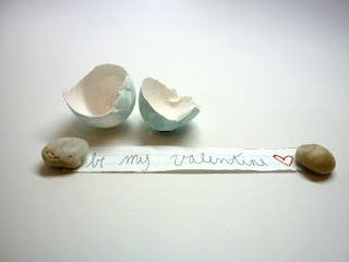 crack me: note in an eggshell: Crack, Valentines Day, Valentine Note, Eggshell, Valentine S, Fine Nest