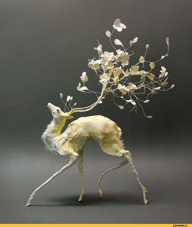 скульптуры,Искусство,длиннопост,под катом еще,Ellen Jewett Merges