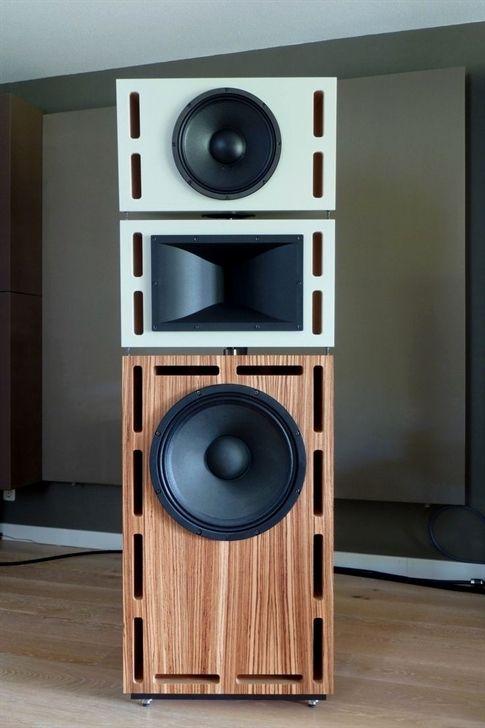 Pin by James Jones on High End Audio | Pro audio speakers, Speaker