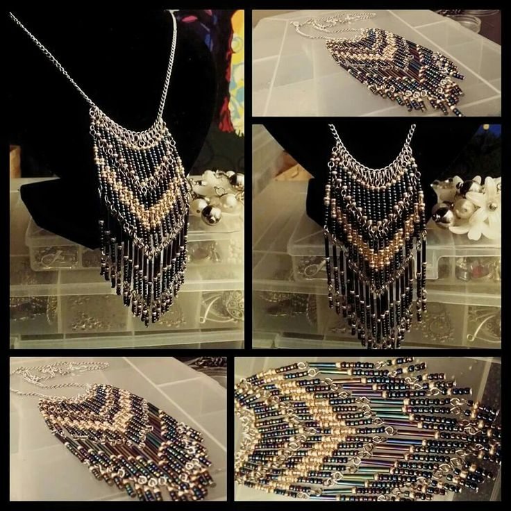 Statement necklace by Glaetzer Jewellery Kreations