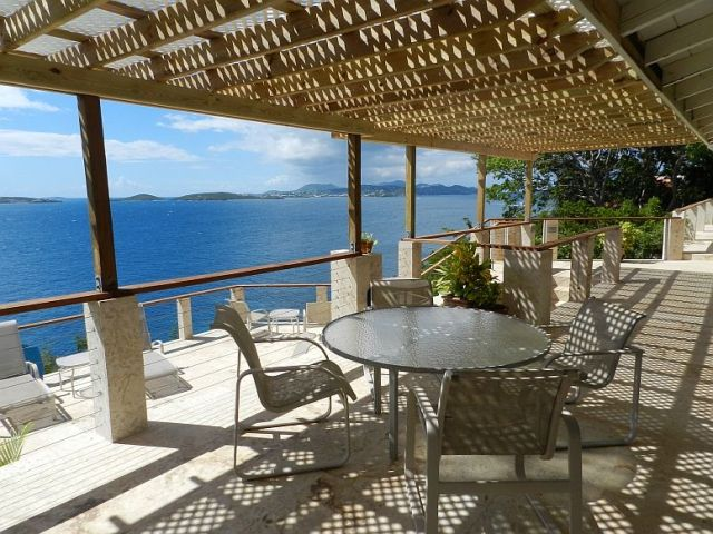 Serenity Villa   St. John US Virgin Islands Vacation Rental
