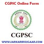 #CGPSC State Service Admit Card 2018
