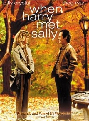 """When Harry Met Sally...Harry is dating a much younger woman and says to a friend: """"...when I asked her where she was when Kennedy was shot, , she said, """"Ted Kennedy was shot?"""""""