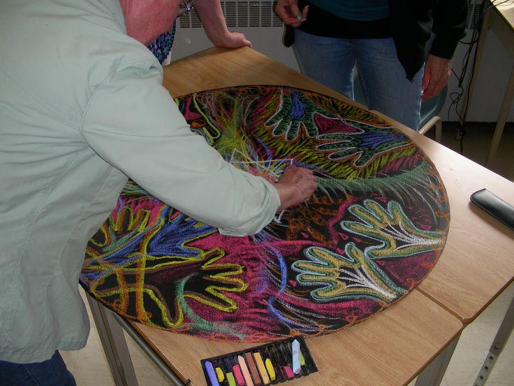 Group Art Activity 80