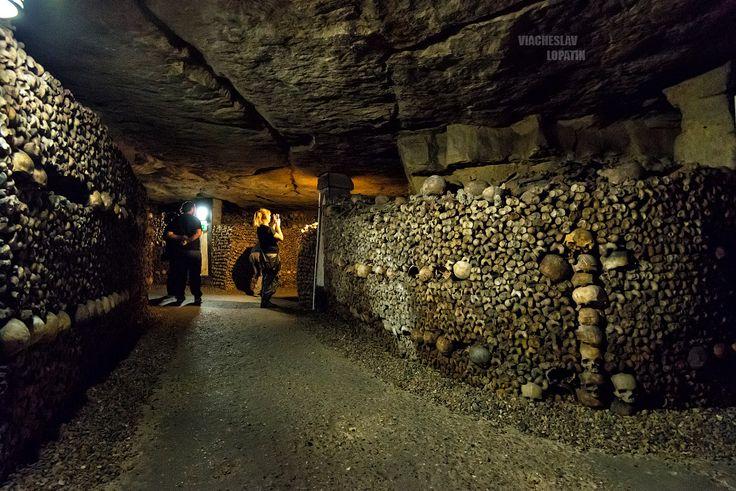 Катакомбы Парижа / Paris Catacombs