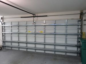 Hurricane Ready Garage Door