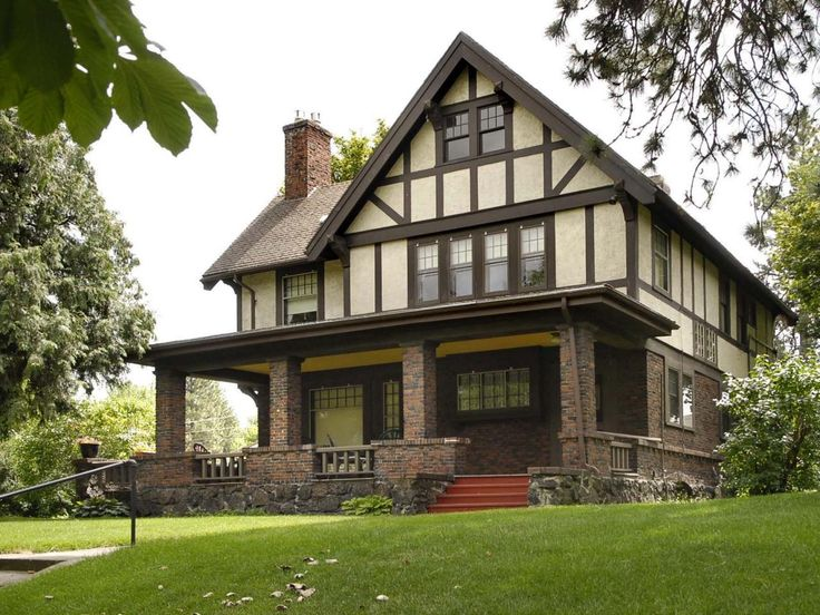 78 best images about tudor style exterior options for Brick architecture styles
