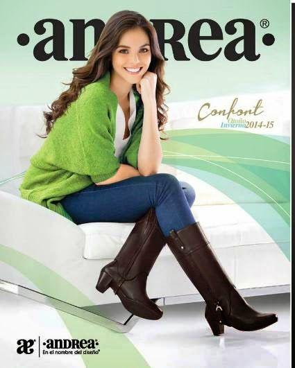 Catalogo Andrea Confort Otoño Invierno 2014-15