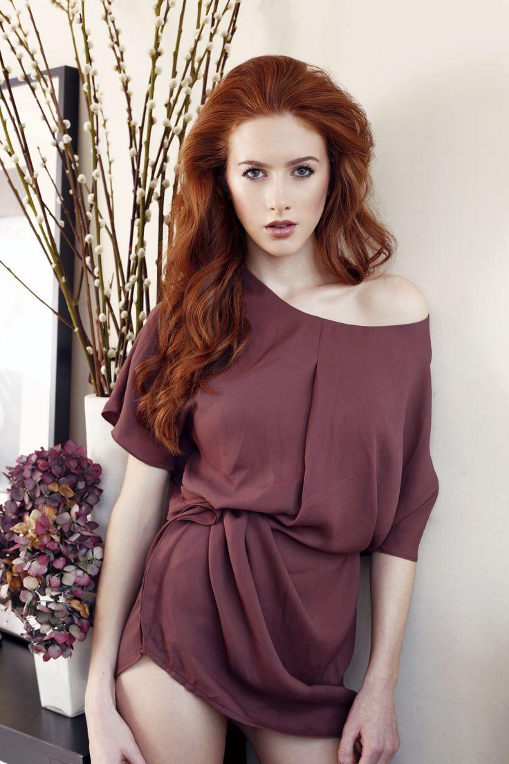 Red Ginger Aubin