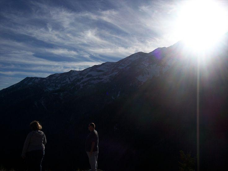 Wasatch Mountain Range Mount Nebo Nephi, Utah
