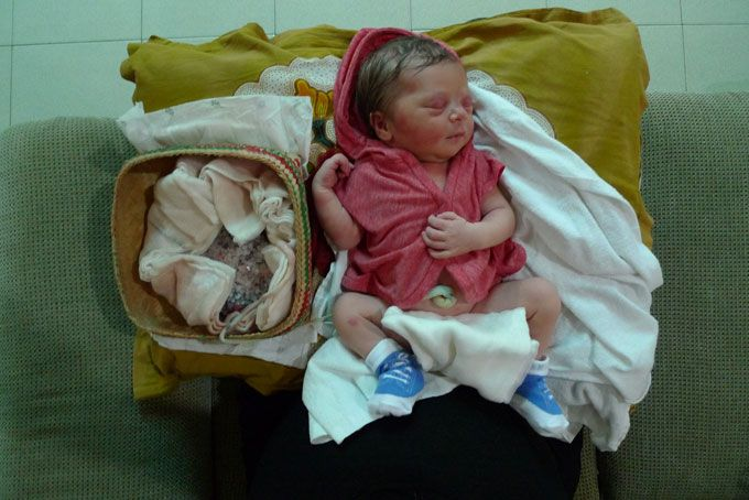 Healthy From Midwifery - about lotus birth