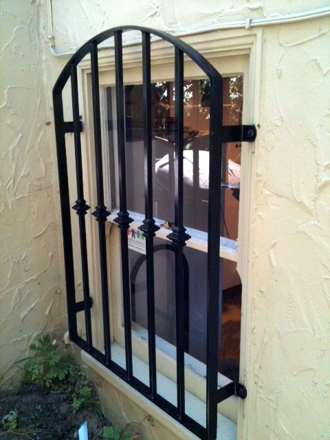 Window Guards For The Exterior Of Your Home Window