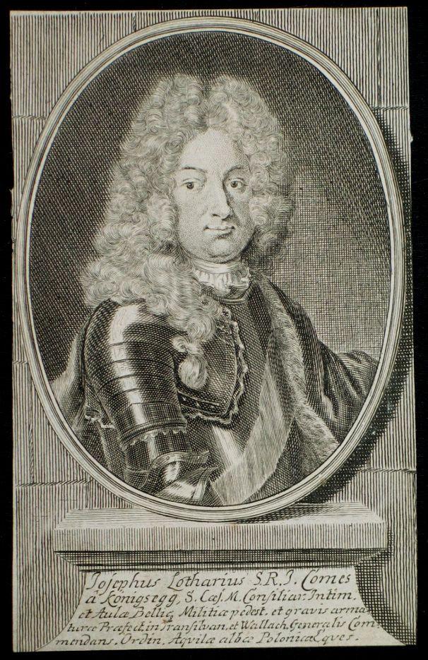 Joseph Lothar von Königsegg-Rothenfels  Österreich