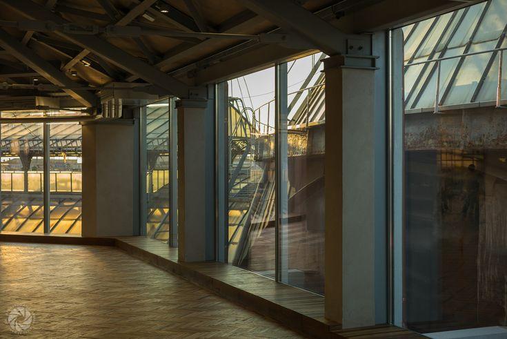 Inside but Outside (Galleria Vittorio Emanuele from the Osservatorio, Fondazione Prada)