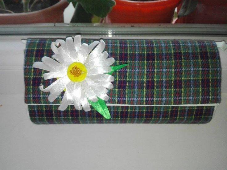 DIY. CLUTCH-RECYCLED MILK CARTON-plic din cutie de lapte