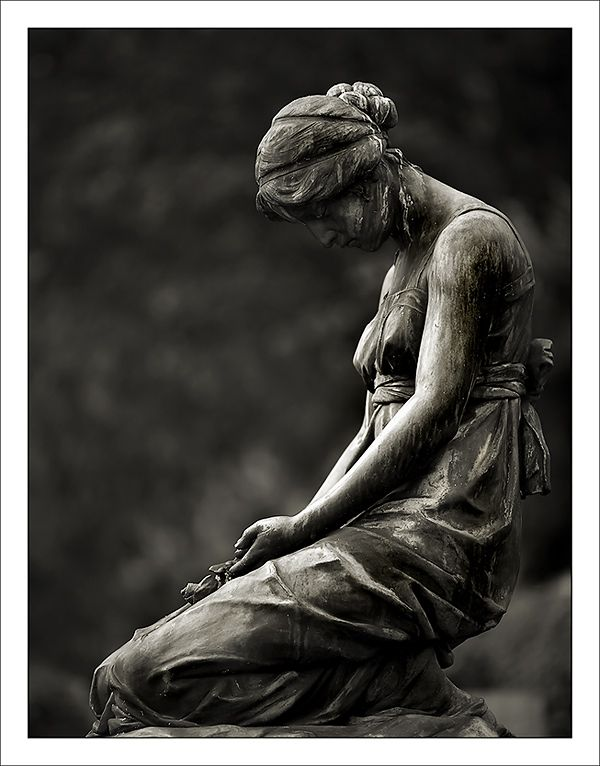 cemetery in Heidelberg, Germany ~photo by André Wohlgemuth