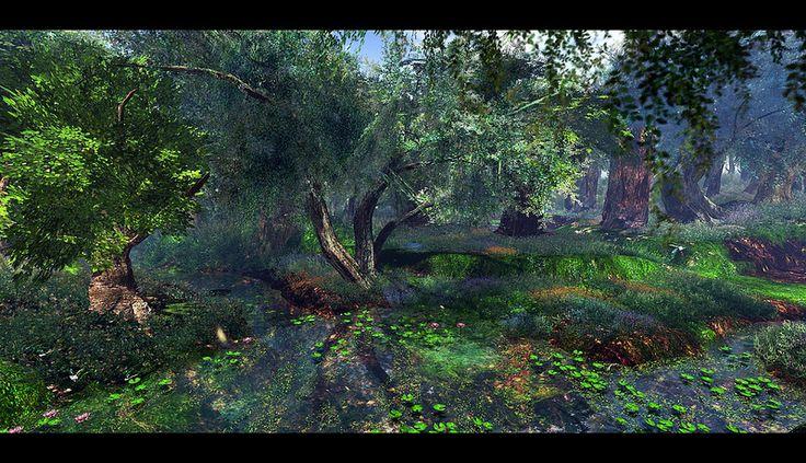 Fantasy Faire 2013 - Fairelands Junction ~ The Vale of Rememberances 4