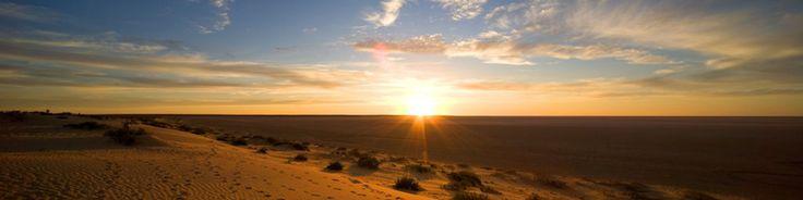 Sunrise, Lake Eyre, SA