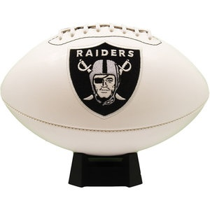 Rawlings Okland Raiders Signature NFL Footballs