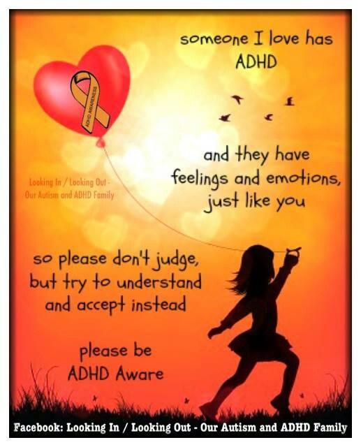 Be ADHD Aware