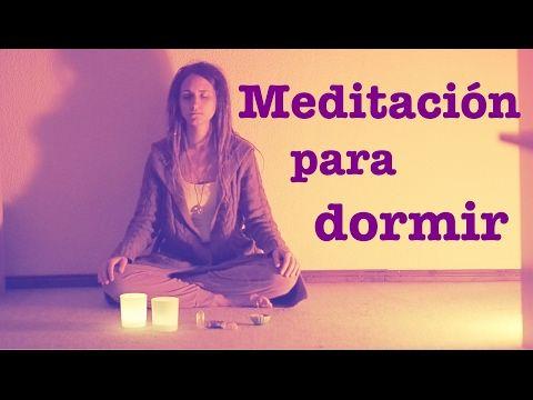 Meditacion Guiada para Dormir y Relajarse Profundamente - Relajacion Guiada para Dormir y Descansar - YouTube