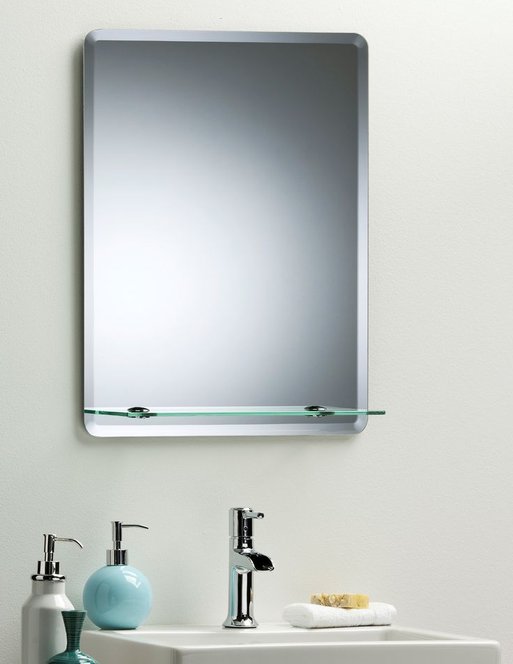 Best Bathroom Mirror With Shelf Ideas On Pinterest Bathroom - Bathroom mirror 48 inch wide for bathroom decor ideas