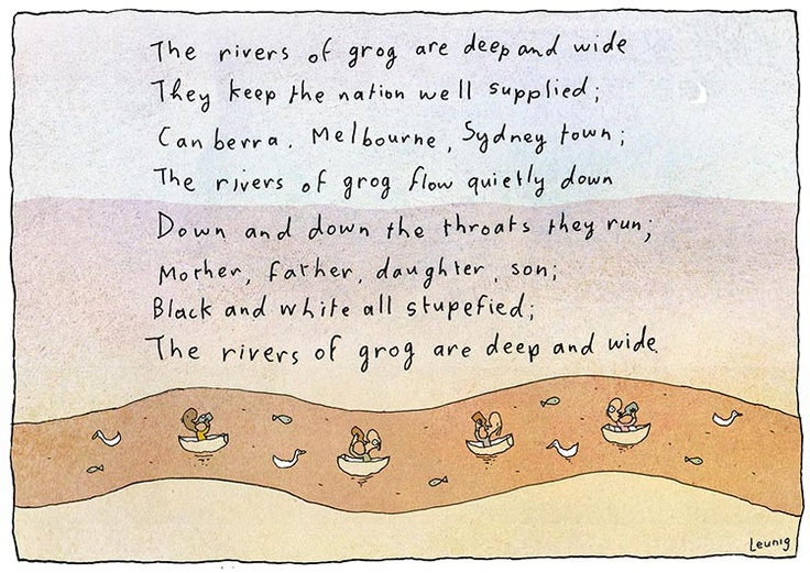 michael leunig essay Erich fromm michael leunig writes there are times when the art world  seems like a religious empire there are great cathedral galleries.